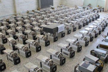کشف و شناسایی ۸۴۴۰ دستگاه رمز ارز دیجیتال غیر مجاز در تبریز