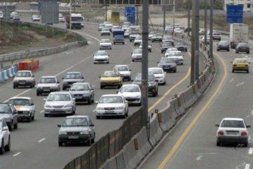 تردد ۸۱ میلیون و ۸۵۸ هزار خودرو در آذربایجان شرقی