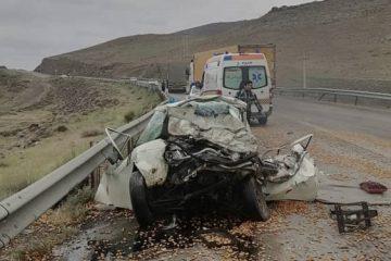 ۲۷ مصدوم و دو کشته در پنج سانحه رانندگی در محورهای مواصلاتی آذربایجان شرقی