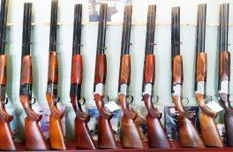 کشف سلاح شکاری غیر مجاز در مرزهای آذربایجان غربی