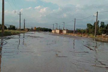 خسارت سیل به ۵ شهرستان آذربایجان شرقی