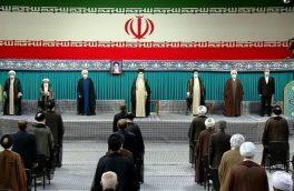 رهبر معظم انقلاب حکم ریاست جمهوری سید ابراهیم رئیسی را اعطا کردند