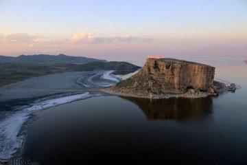 سه ایستگاه سنجش گرد و غبار در اطراف دریاچه ارومیه ایجاد شده است