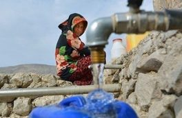 کمبود آب شرب بهداشتی در مناطق سیل زده کلیبر امروز برطرف میشود