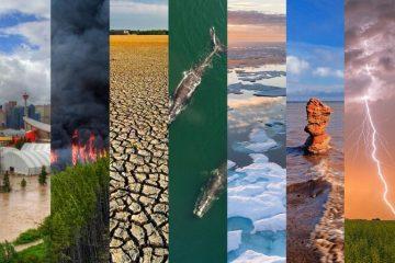 تغییرات اقلیمی بلایای طبیعی را پنج برابر کرده است