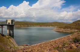 سدهای بزرگ آذربایجان شرقی ۳۳ درصد آب دارند