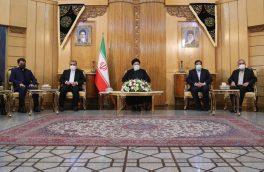 رییسی: اولویت نخست جمهوری اسلامی ارتباط با کشورهای منطقه است