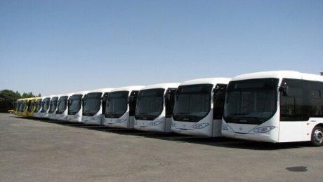 اعزام ۱۰۰ دستگاه اتوبوس مسافری از آذربایجان شرقی به مرز مهران