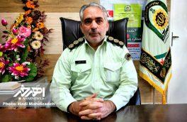 دستگیری سارق تابلو و علائم راهنمایی و رانندگی در محور اهر – هوراند