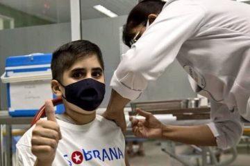 آغاز تزریق واکسن پاستوکووک به دانش آموزان آذربایجان شرقی