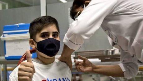 واکسیناسیون ۷۰ درصدی دانش آموزان در آذربایجان شرقی