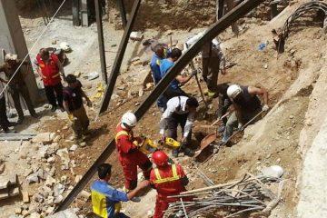 نیمه نخست امسال ۴۹ نفر بر اثر حوادث کار در آذربایجان شرقی جان باختند