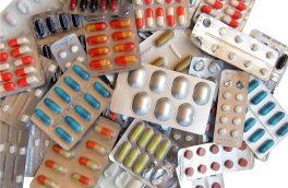 کشف و ضبط داروی غیرمجاز و تاریخ گذشته در هریس