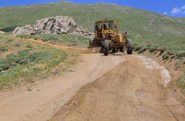 بازسازی، مرمت و نگهداری ۲۵۵ کیلومتر از راه های عشایری شهرستان اهر
