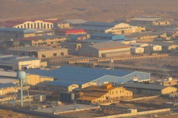۱۳۱ میلیارد تومان در شهرک های صنعتی آذربایجان شرقی هزینه شده است