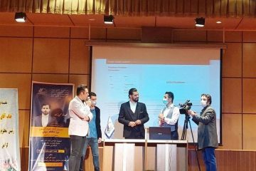 جوان تبریزی رکورد حفظ اعداد در یک دقیقه را در جهان شکست
